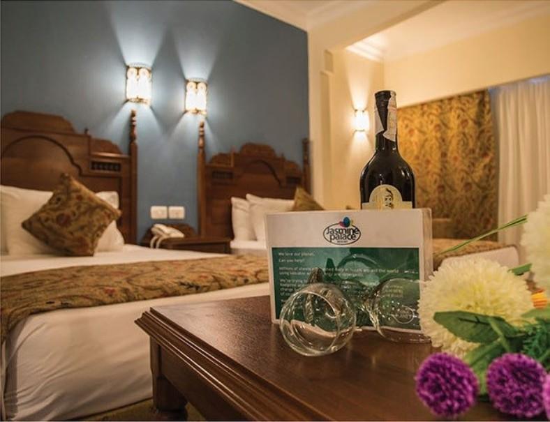 Hotel Jasmine Palace Resort (fotografie 19)