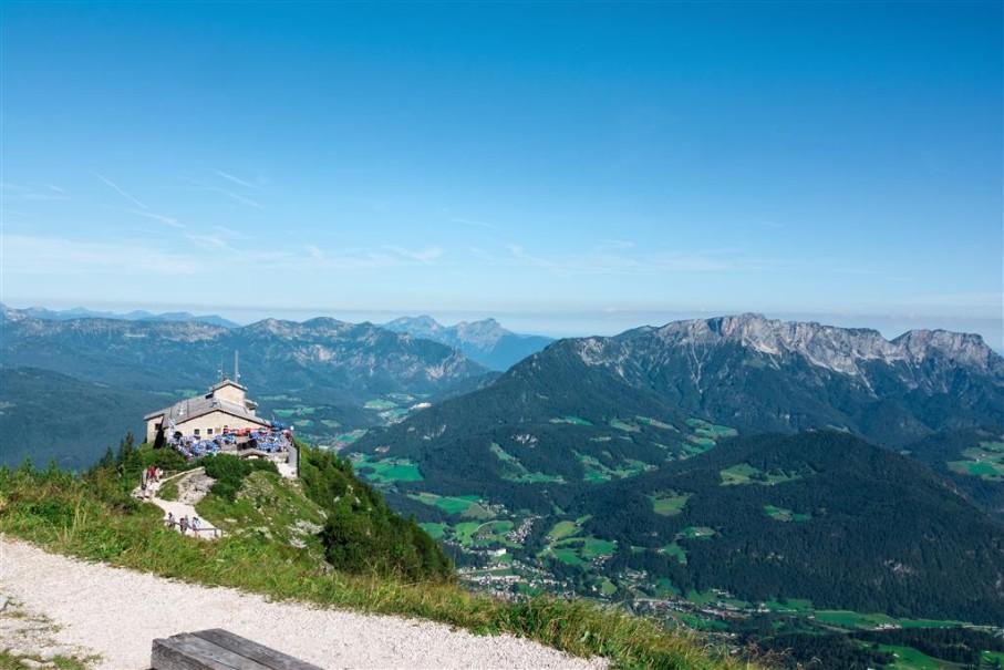 Okolí Berchtesgadenu a Salzburg (fotografie 6)