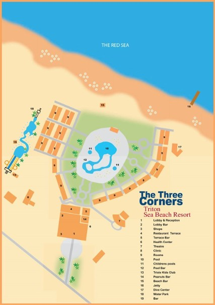 Hotel Three Corners Sea Beach Resort (fotografie 22)