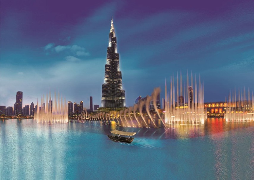 Perly Emirátů s koupáním - akce senior 50+ (fotografie 4)