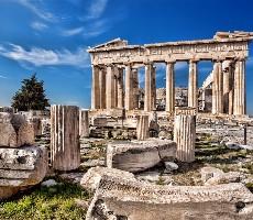 Řecko, antické památky