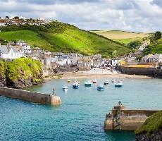 Cornwall – Po stopách krále Artuše