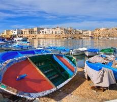Nejkrásnější pláže a městečka Apulie