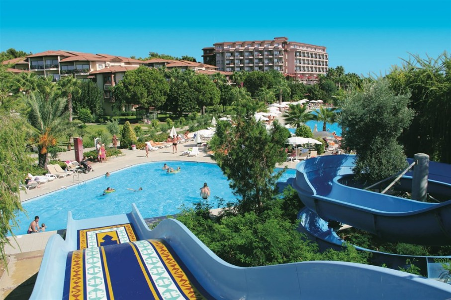 Hotelový komplex Justiniano Park Conti (fotografie 3)