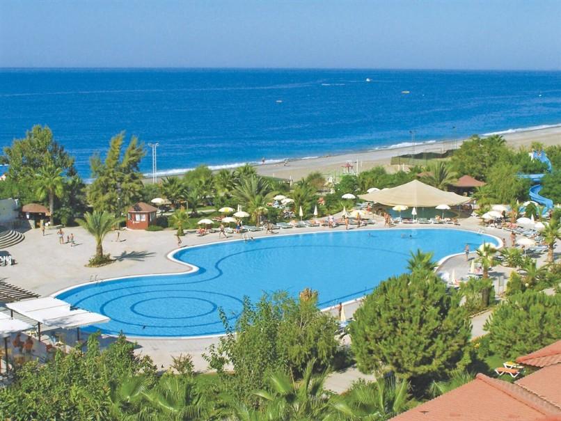 Hotelový komplex Justiniano Park Conti (fotografie 2)