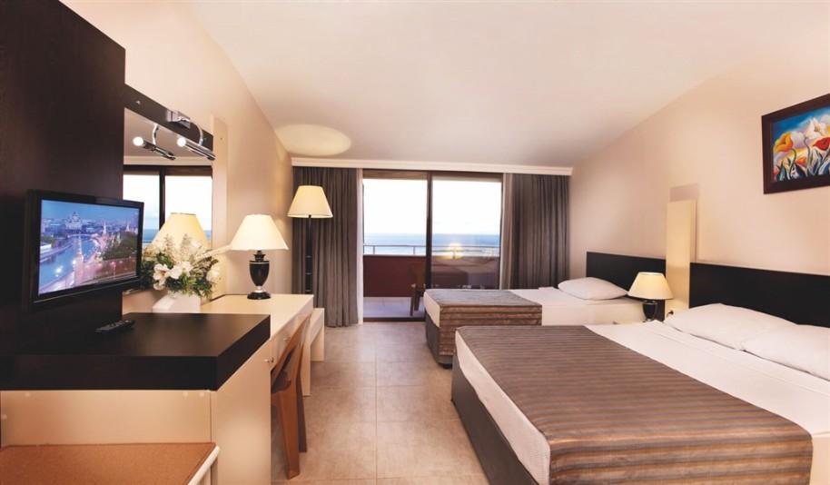 Hotelový komplex Justiniano Park Conti (fotografie 9)
