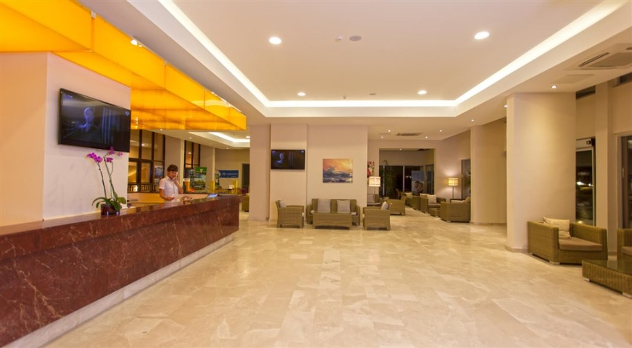 Hotelový komplex Justiniano Park Conti (fotografie 10)
