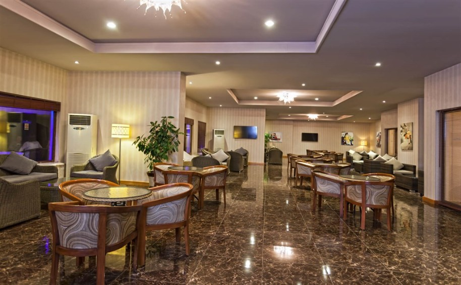 Hotelový komplex Justiniano Park Conti (fotografie 8)