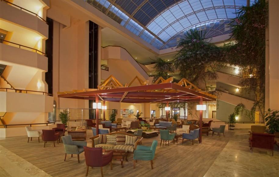 Hotelový komplex Justiniano Park Conti (fotografie 19)