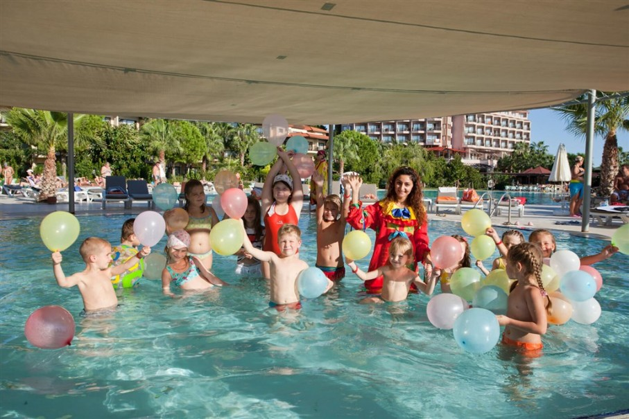Hotelový komplex Justiniano Park Conti (fotografie 13)