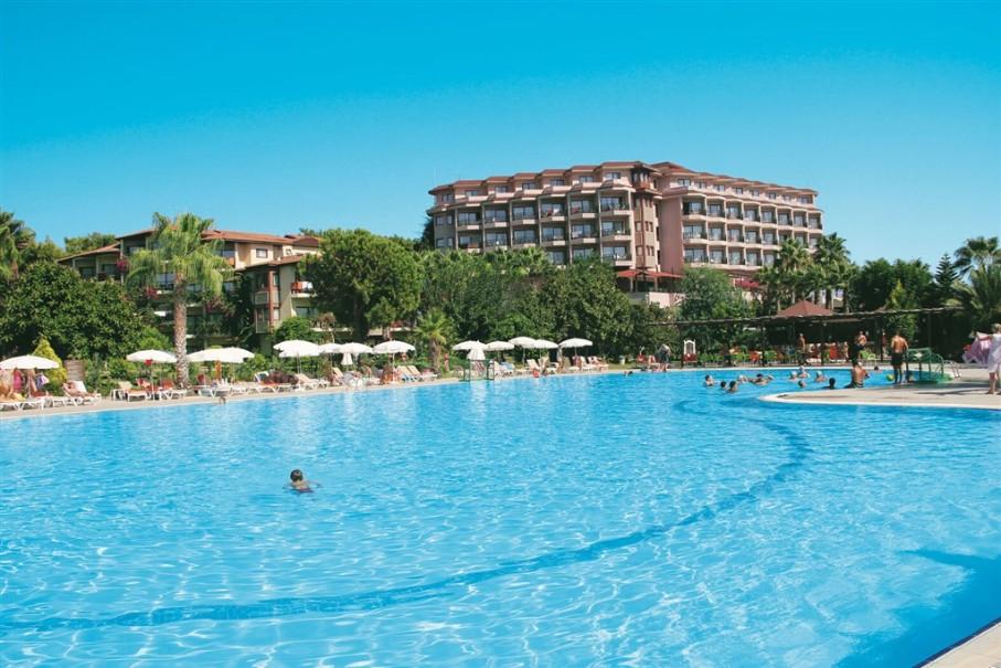 Hotelový komplex Justiniano Park Conti (fotografie 7)