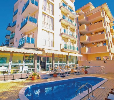 Hotel Sveti Dimitar (hlavní fotografie)