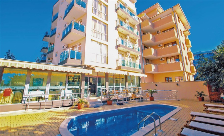Hotel Sveti Dimitar (fotografie 1)