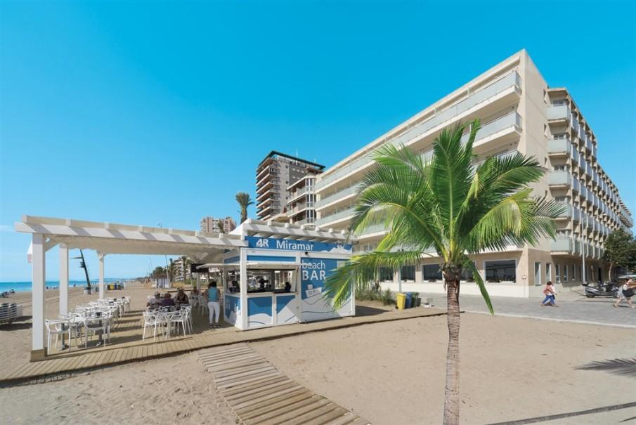 Hotel Miramar Calafell (fotografie 1)