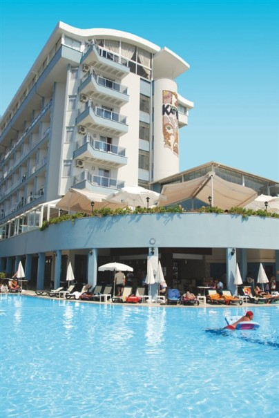 Hotel Katya (fotografie 1)