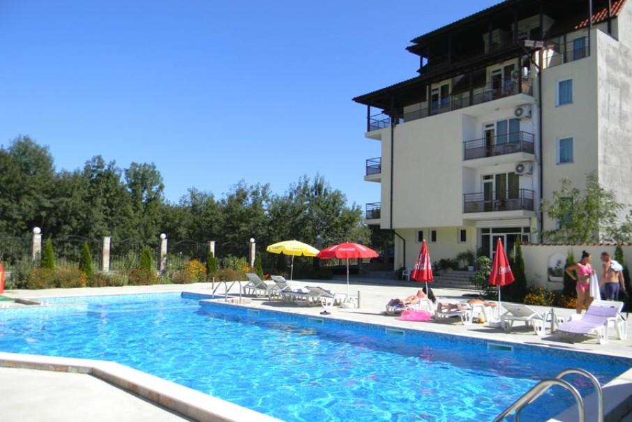 Hotel Inna (fotografie 1)