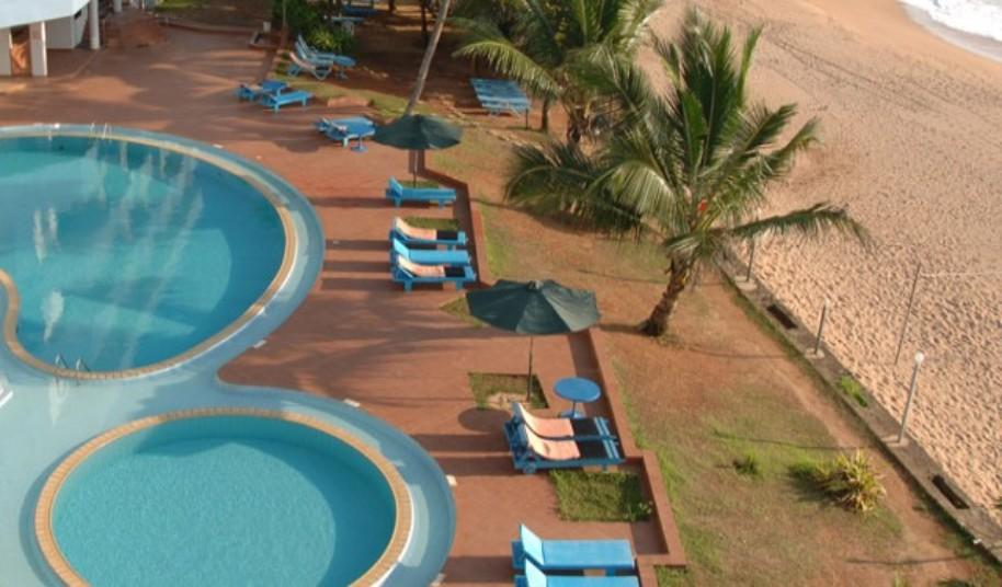 Hotel Induruwa Beach (fotografie 4)
