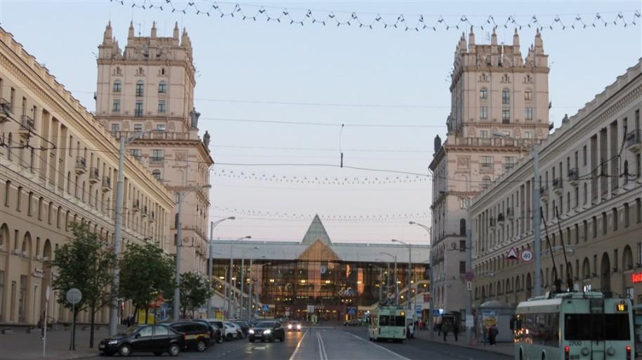 Minsk - letecky víkend (fotografie 3)