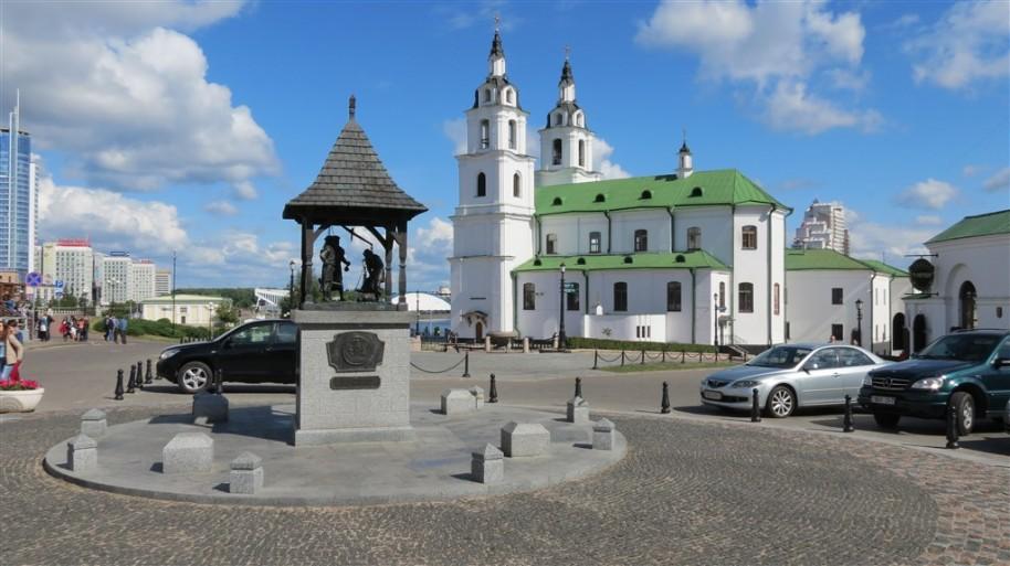 Minsk - letecky víkend (fotografie 6)