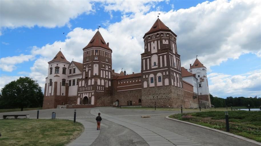 Minsk - letecky víkend (fotografie 7)