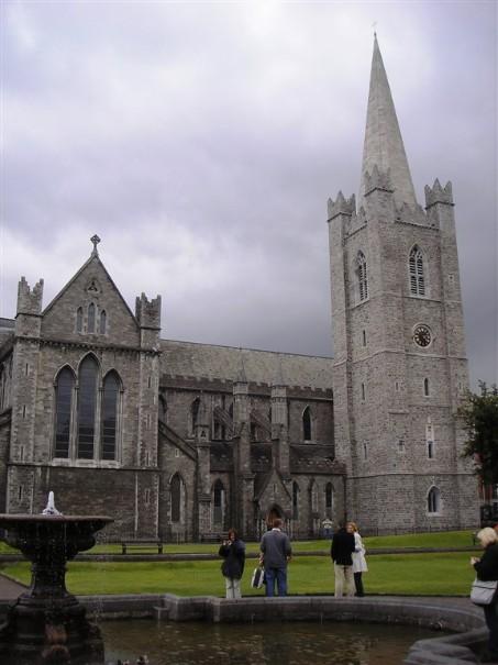 Prodloužený víkend v Dublinu (fotografie 5)