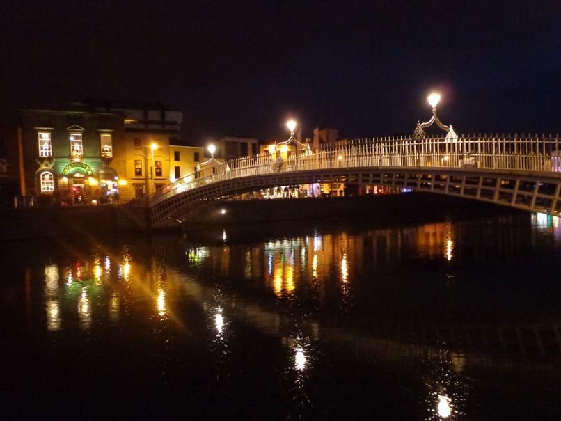 Prodloužený víkend v Dublinu (fotografie 6)