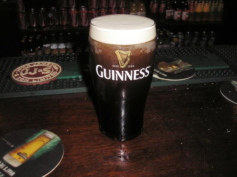 Prodloužený víkend v Dublinu (fotografie 9)