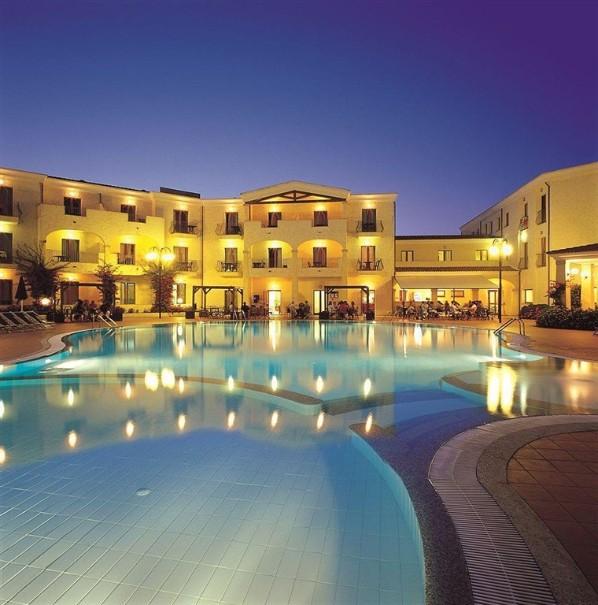 Hotel Blu Resort Morisco & Baja (fotografie 16)