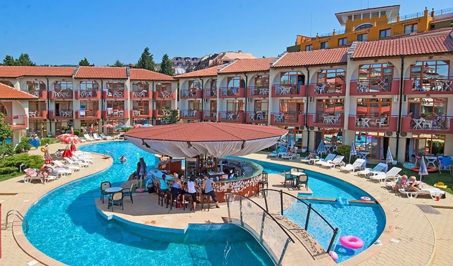 Hotel Complex Sunrise Club (fotografie 1)