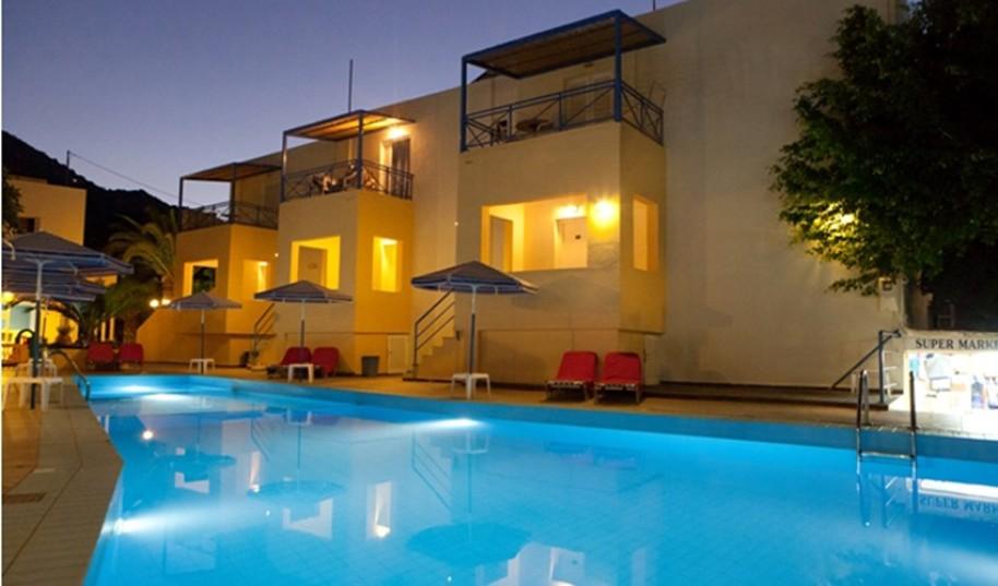 Apartmánový dům Blue Horizon (fotografie 12)