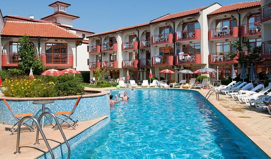 Hotel Complex Sunrise Club (fotografie 2)