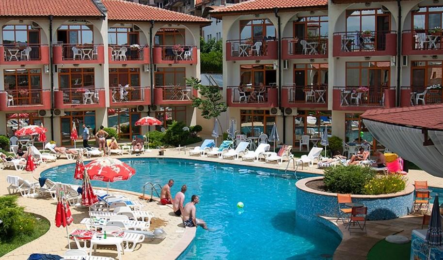 Hotel Complex Sunrise Club (fotografie 3)