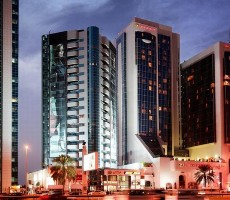 Hotel Crowne Plaza Sheikh Zayed Road
