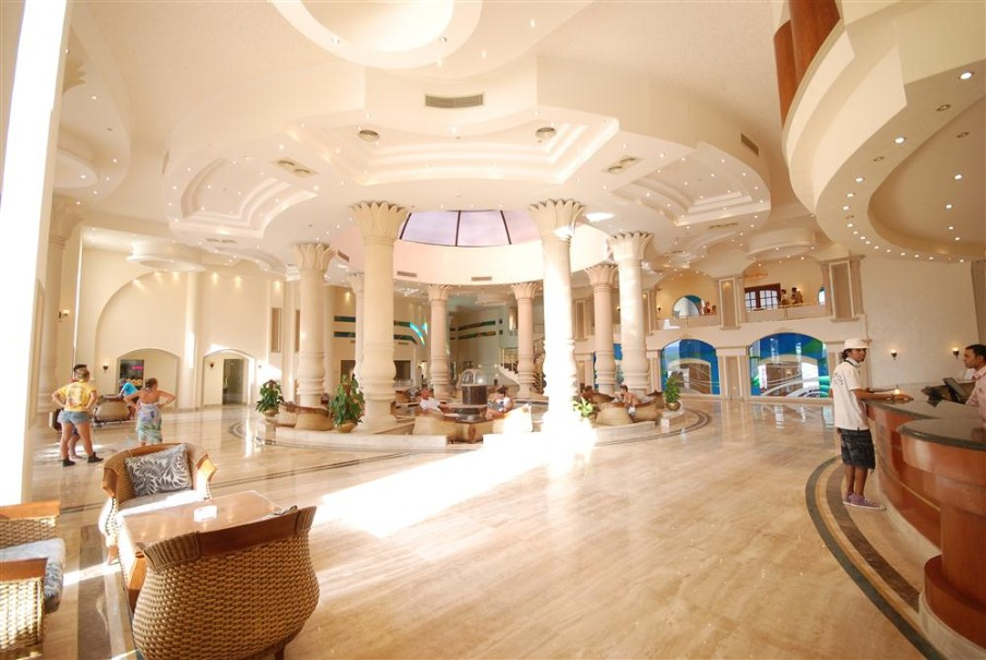 Hotelový komplex Coral Hills Marsa Alam (fotografie 2)