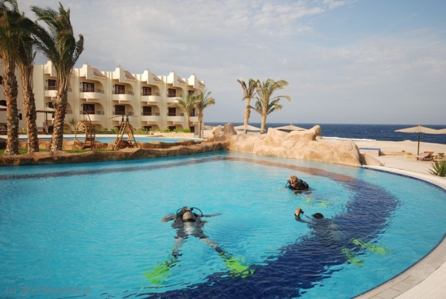 Hotelový komplex Coral Hills Marsa Alam (fotografie 4)