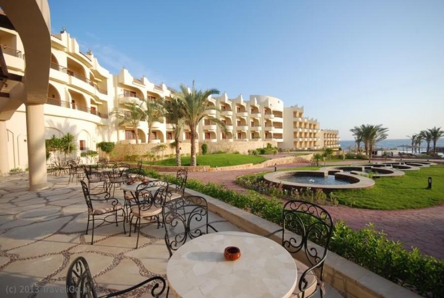 Hotelový komplex Coral Hills Marsa Alam (fotografie 5)