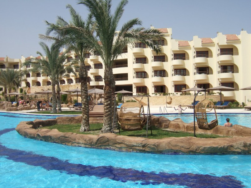 Hotelový komplex Coral Hills Marsa Alam (fotografie 1)