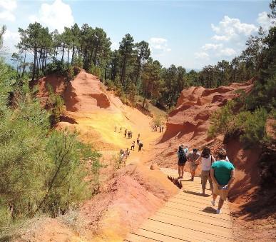Přírodní Parky A Památky Provence S Koupáním 2022