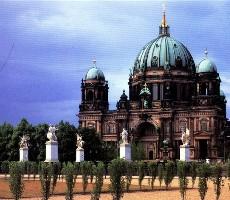 Adventní Berlín a galerie