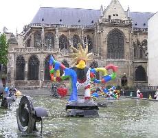Paříž, Disneyland