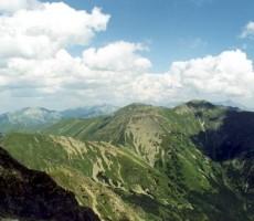 Západní Tatry - Roháče