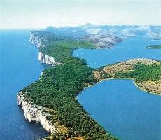 Chorvatsko, národní parky