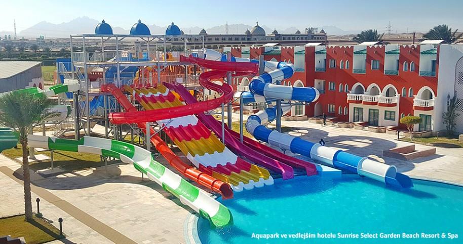 Hotel Sentido Mamlouk Palace Resort & Spa (fotografie 6)
