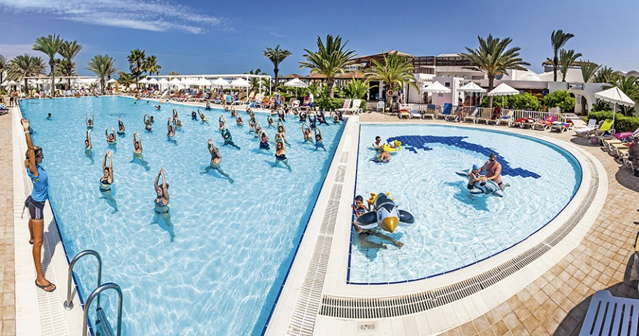 Hotel Meninx Resort & Aquapark (fotografie 2)