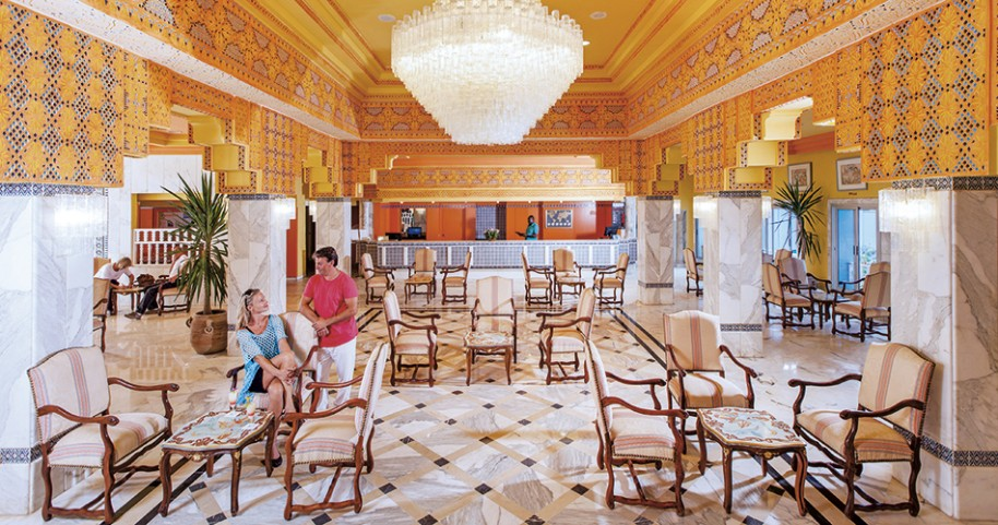 Hotel Welcome Baya Beach & Thalasso (fotografie 9)