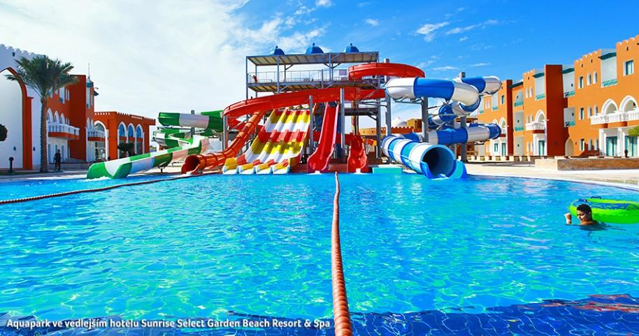 Hotel Sentido Mamlouk Palace Resort & Spa (fotografie 5)