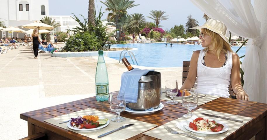 Hotel Seabel Aladin Djerba (fotografie 12)