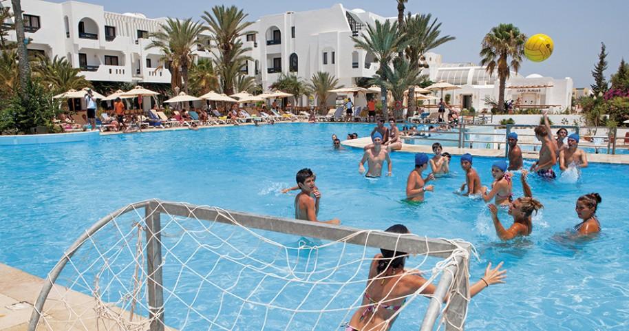 Hotel Seabel Aladin Djerba (fotografie 10)