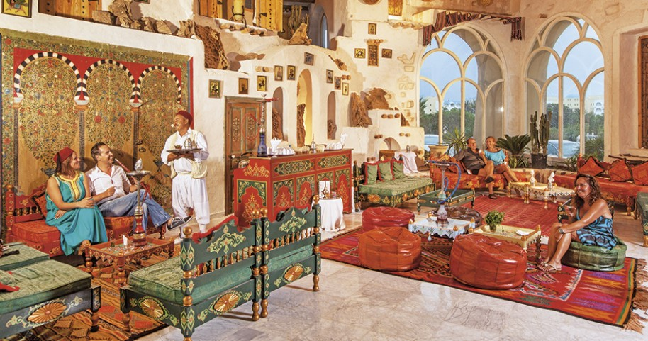 Hotel Welcome Meridiana Djerba (fotografie 19)