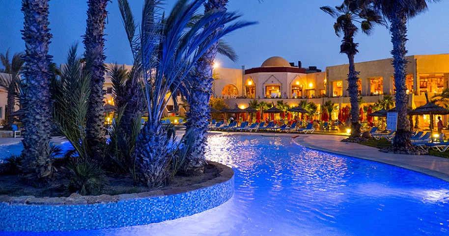 Hotel Welcome Meridiana Djerba (fotografie 14)